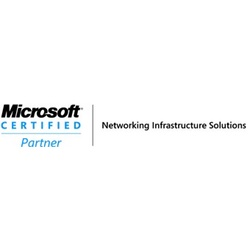 Microsoft Certified Partner Networking Infrastructure Solutions
